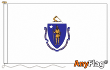 MASSACHUSETTS ANYFLAG RANGE - VARIOUS SIZES